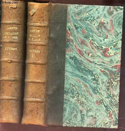 LETTRES - EN 2 VOLUMES (TOMES I : 1541 à 1576 + TOME II : 1576  (suite) à 1578).