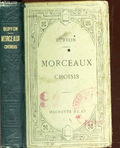 MORCEAUX CHOISIS - PUBLIES AVEC UNE INTRODUCTION ET DES NOTES PAR R. NOLLET. / 3eme EDITION.