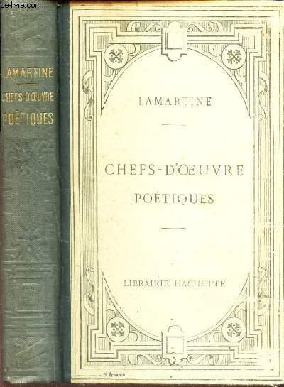 CHEFS-D'OEUVRE POETIQUES - PUBLIES AVEC UNE INTRODUCTION DES NOTES ET DES NOTICES PAR RENE WALTZ. / 8eme EDITION.