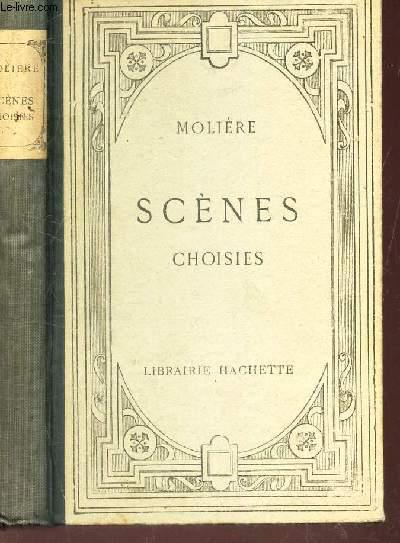SCENES CHOISIES - publiées avec une introduction, des notices et des notes par M Ernest THIRION / 15e EDITION