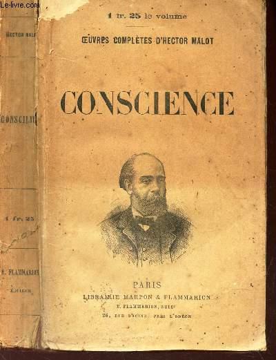 CONSCIENCE -