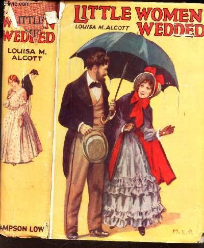 LITTLE WOMEN WEDDED.