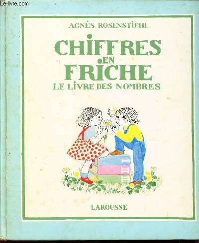 CHIFFES EN FRICHE - LE LIVRE DES NOMBRES