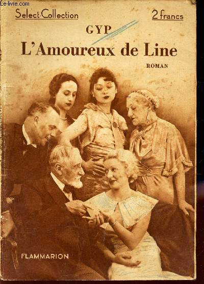 L'AMOUREUX DE LINE
