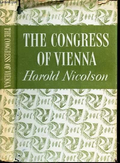 THE CONGRESS OF VIENNA