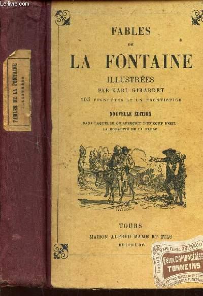 FABLES DE LA FONTAINE -