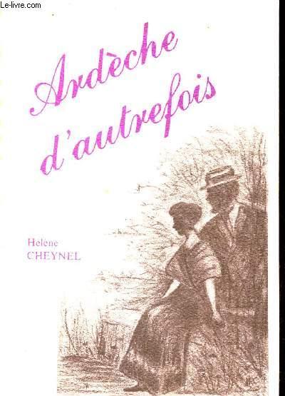 ARDECHE D'AUTREFOIS.