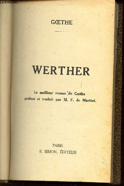 WERTHER -