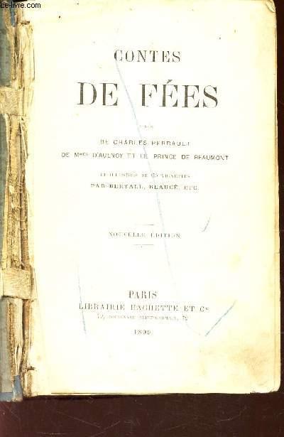 CONTES DE FEES / nouvelle EDITION.