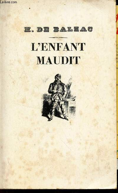 L'ENFANT MAUDIT / N°110 DE LA COLLECTION BIBLIOTHEQUE MONDIALE