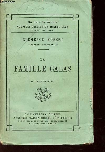 LA FAMILLE CALAS