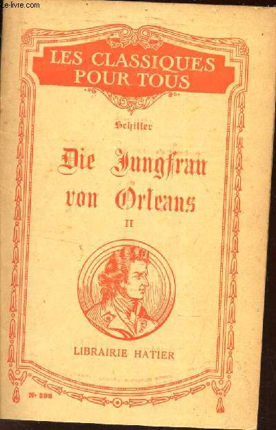 DIE FUNGFRAU VON ORLEANS - N°398.