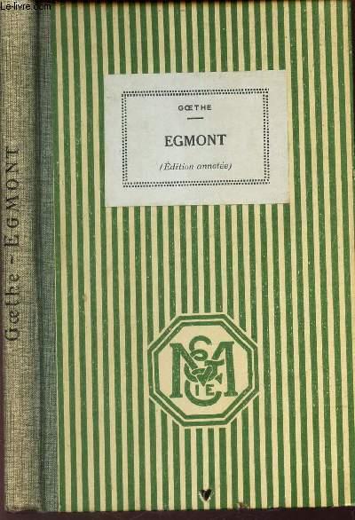 EGMONT - Ein Trauerspiel in fünf Aufzügen.