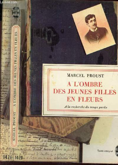 A L'OMBRE DES JEUNES FILLES EN FLEURS  -  (TOME II DE