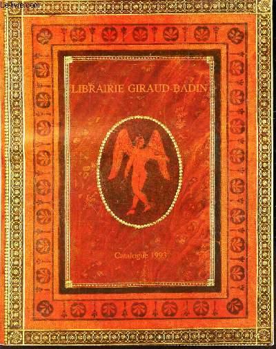 CATALOGUE DE LIVRES: LIBRES ANCIENS ET MODERNES - Litterature - Voyages - Editions oroginales modernes