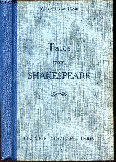 TALES FROM SHAKESPEARE.