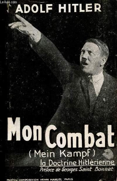 MON COMBAT - EXTRAITS.