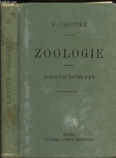 ZOOLOGIE - classes de sixieme A & B.