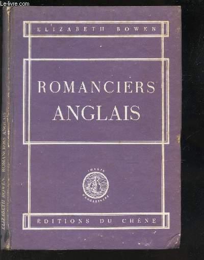 ROMANCIERS ANGLAIS.