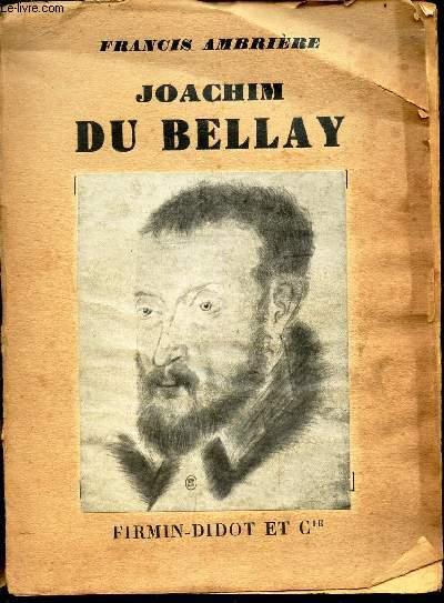 JOACHIM DU BELLAY.