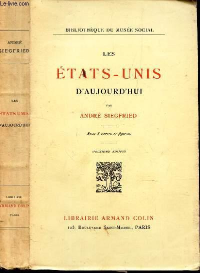 LES ETATS-UNIS D'AUJOURD'HUI.