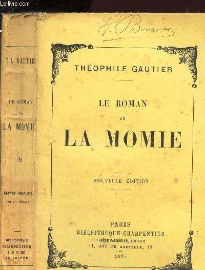 LE ROMAN DE LA MOMIE.