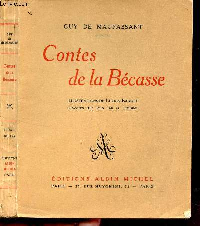 CONTES DE LA BECASSE.
