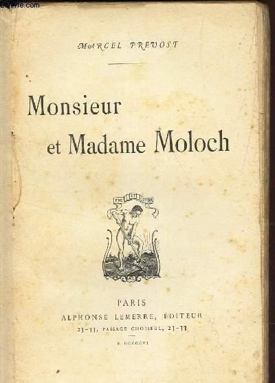 MONSIEUR ET MADAME MOLOCH