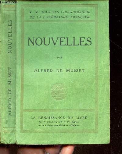 NOUVELLES  /  Emmeline - Les Deux Maîtresses - Frédéric et Bernerette - Le Fils Du Titien - Margot // COLLECTION