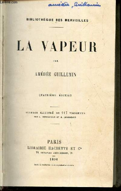 LA VAPEUR
