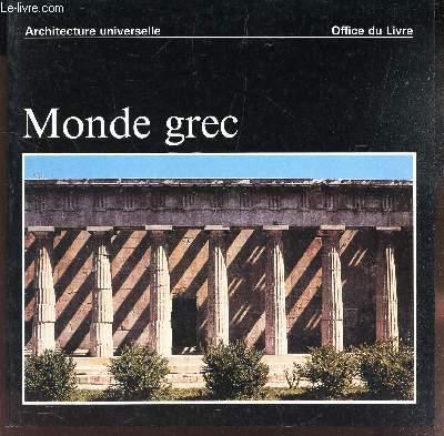 MONDE GREC / COLLECTION