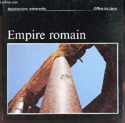 EMPIRE ROMAIN / COLLECTION