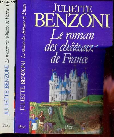 LE ROMAN DES CHATEAUX DE FRANCE -