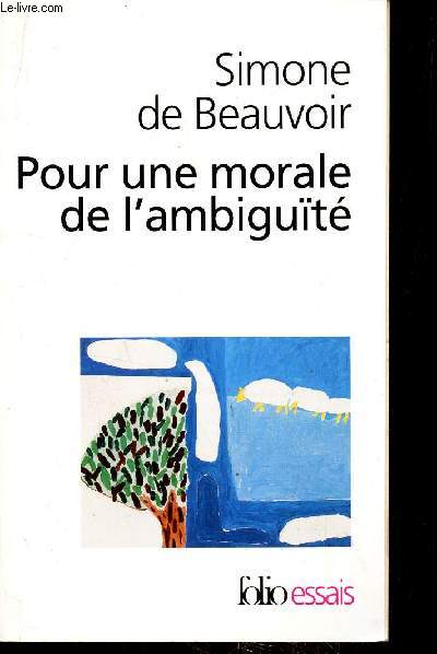 POUR UNE MORALE DE L'AMBIGUITE