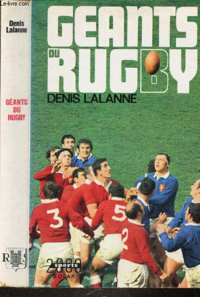 GEANTS DU RUGBY