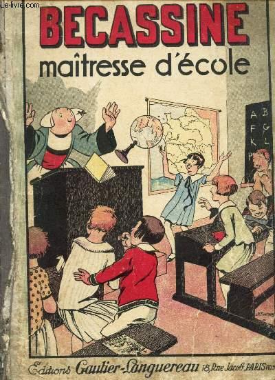 BECASSINE MAITRESSE D'ECOLE