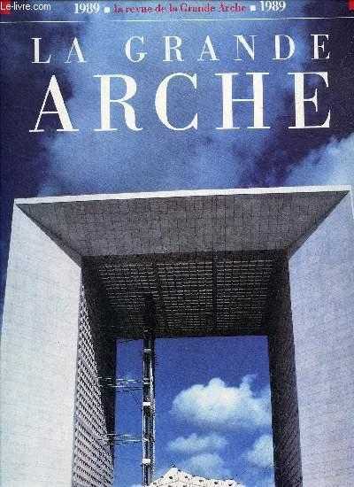 LA GRANDE ARCHE -