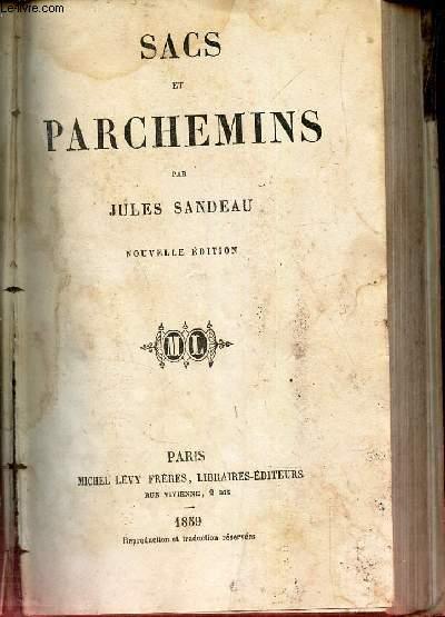 SACS et PARCHEMINS