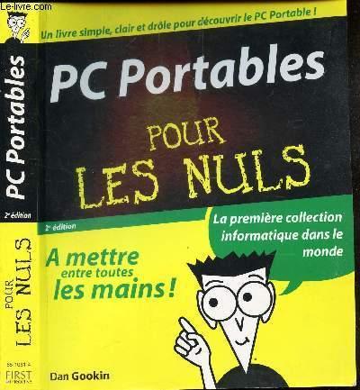 PC PORTABLE POUR LES NULS - A METTRE ENTRE TOUTES LES MAINS!.