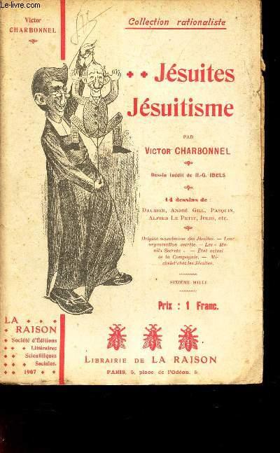 JESUITES JESUITISME