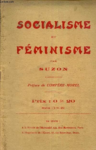 SOCIALISME et FEMINISME.