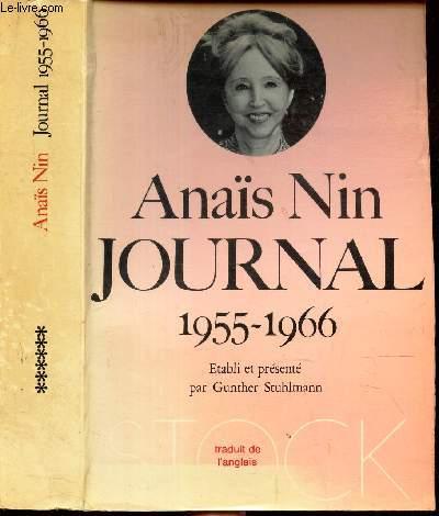 JOUNRAL - 1955 -1966 . (6e VOLUME)