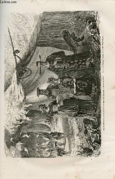 Le tour du monde - nouveau journal des voyages - livraison n°004 - La Cochinchine en 1859 - notes extraites d'une correspondance inédite.