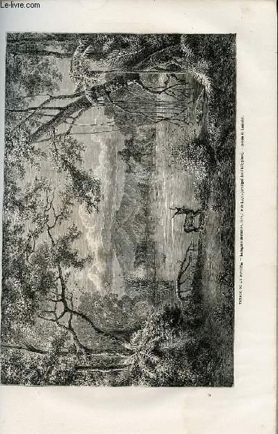 Le tour du monde - nouveau journal des voyages - livraison n°005 et 6 - Voyage en Albanie et au Monténégro (1858) par G. Lejean.
