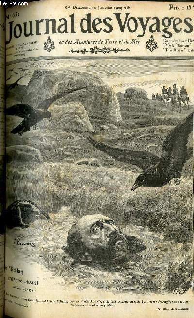 Deuxième série - N°632 - Un mullah enterré vivant par M. Reader.