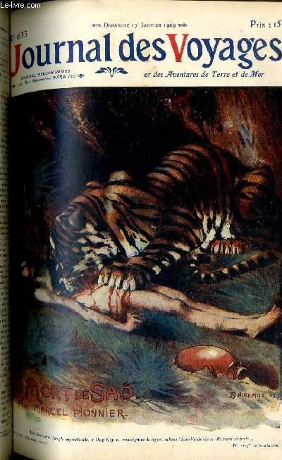 Deuxième série - N°633 - La mort de Saô par Marcel Pionnier.