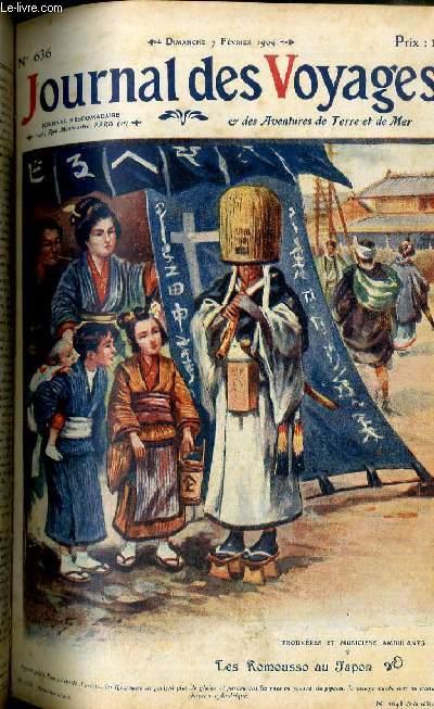 Deuxième série - N°636 - Les Komousso au Japon par Léon Charpentier.