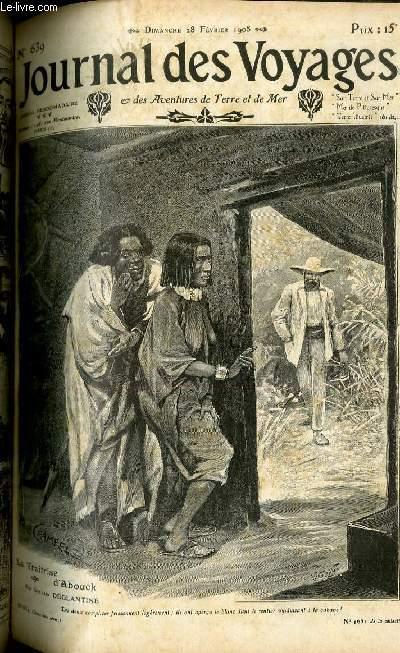 Deuxième série - N°639 - La traitrise d'Abouck par Sylvain Deglantine.