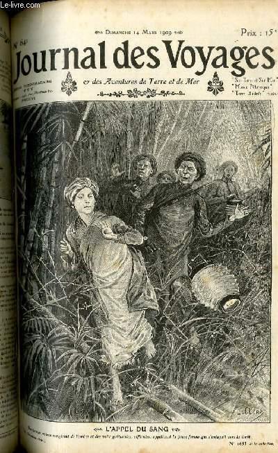 Deuxième série - N°641 - L'appel du sang par Lucien Zévore (un drame en Annam).