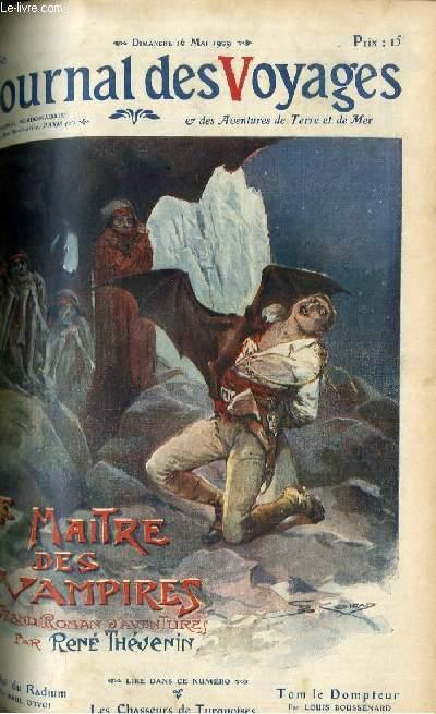 Deuxième série - N°650 - Le maitre des vampires par René Thévenin,suite.